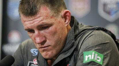 Gallen fears for Cronulla's finals hopes as Flanagan escapes ban