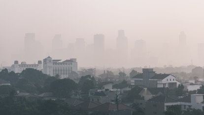 Postcard: Living and breathing some of the world's most polluted air