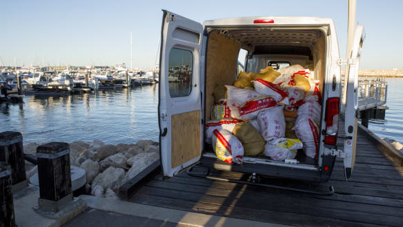Tenth man charged over Australia's biggest ever meth bust off WA coast