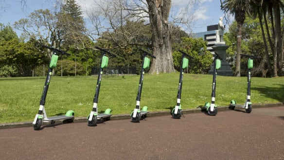 Authorities warn electric scooter users could be fined $10,000