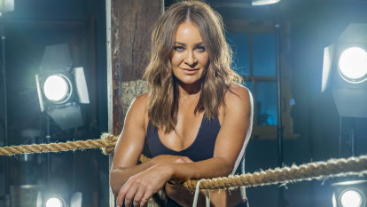 Fitness titan Michelle Bridges' rise after 'the angel wings fell off'