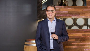 Tim Ford, CEO of Treasury Wines.