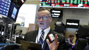 Wall Street finished the week in positive territory.