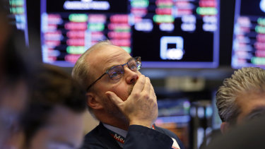 Wall Street plunged on Wednesday.