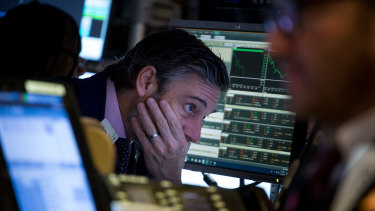 For traders it was the year that defied all market logic.