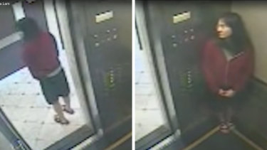 Cecil Hotel's security footage showedElisa Lam behaving erratically in the hotel's liftshortly before her disappearance.