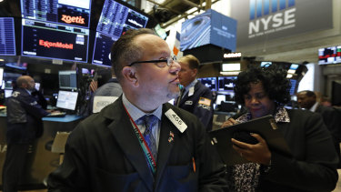 Wall Street edged higher overnight