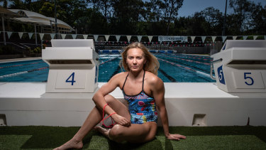 Powerhouse: Dean Boxall has helped Ariarne Titmus unlock her potential.