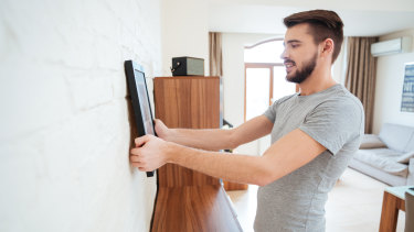 Tenants in the ACT can now more easily modify their homes, including putting up picture hooks.