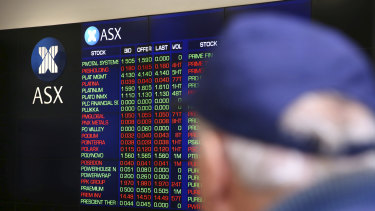 The ASX is set for a flat start this morning.
