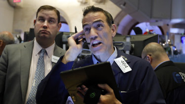 Wall Street eked out another record close.