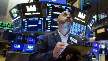 Wall Street is on a four-day winning streak.