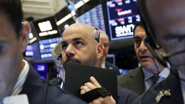 Wall Street finished the week strongly as trade deal hopes rose.