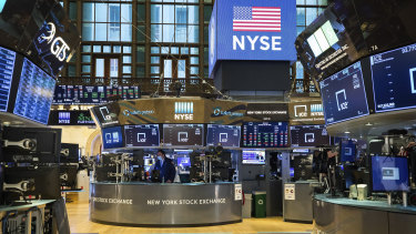 Wall Street was mixed in overnight trade.