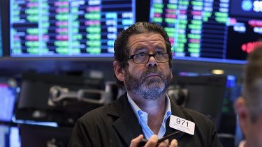 Wall Street's benchmark index just had its worst day since May.