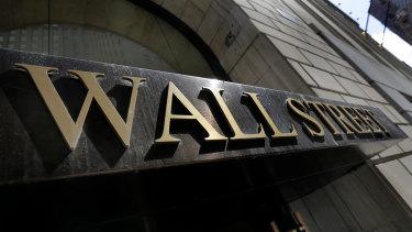 The Australian market followed suit after sharp declines on Wall Street.