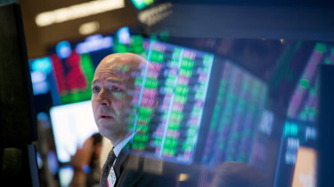 Wall Street rebounded from early losses on Thursday.