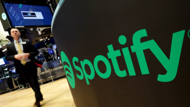 Spotify is one of the 13 members of the coalition.