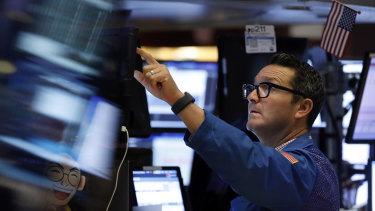 The Dow Jones has entered a bear market.