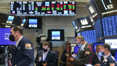 Wall Street is on track for another mixed session.