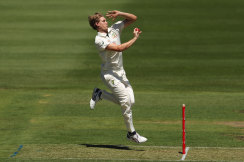 All-rounder Cameron Green will fly to Adelaide on Monday.