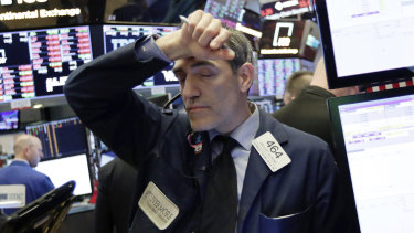 We're in the middle of global market squeeze - it's just unfolding in slow motion.