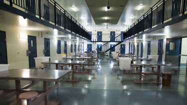 Wolston Correctional Centre has been placed in lockdown since the diagnosis.