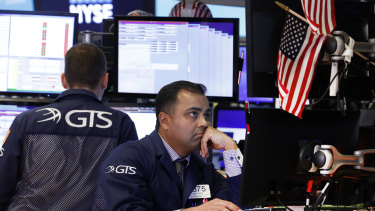 Wall Street's three-day rally came to an end on Wednesday.