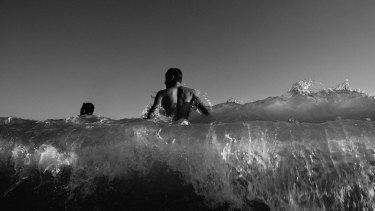 Body surfer.