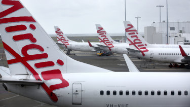 The Queensland government will make a formal bid for Virgin Australia.