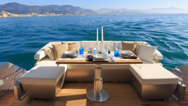 Need some change for a yacht? It seems no problem for the ultra rich.