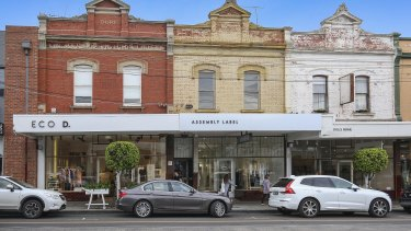 The refurbished space at Level 1, 1062 High Street in Armadale was leased in a three-year deal.