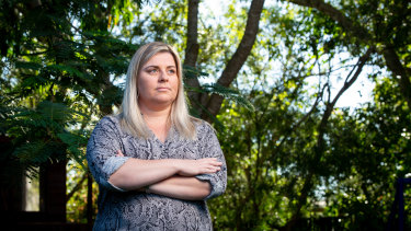 Leah Myers had her pain misdiagnosed for 25 years.