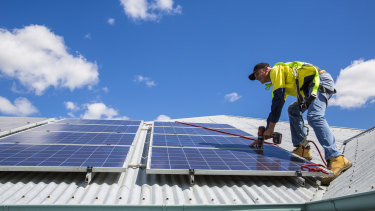 There are plenty of jobs in renewables.