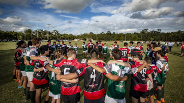 New territory: The Australian Rugby Foundation's single largest donation is funding rugby in non-traditional schools.