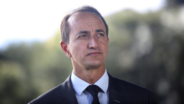 Liberal MP Dave Sharma wants Australia to set a more ambitious 2030 climate target ahead of the United Nations climate summit in November.