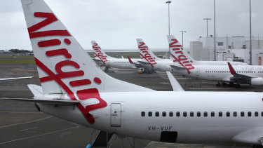 Virgin will return to the skies under its new owners, Bain Capital.