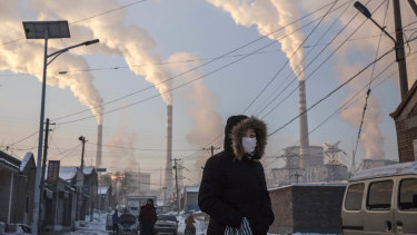 Beijing is approving plans for new coal-fired power plants at the fastest rate since 2015.