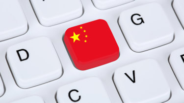 China reportedly employs millions of people to censor the internet.