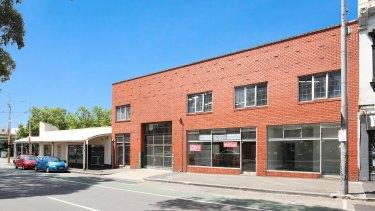 137-143 Elgin Street, Carlton.