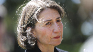 This issue won't cost Berejiklian the election - but there are a lot of issues that have sucked up all the supposed clean air.
