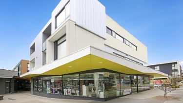 ASX-listed Read Cloud group has leased the ground floor at 284 Bay Street in Brighton.