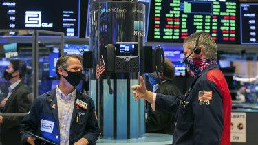 Wall Street slid lower on Tuesday.