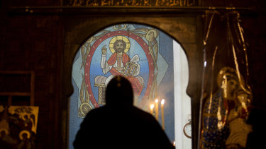 The killing of a respected bishop in a desert monastery north of Cairo has opened a rare window onto the cloistered world of Egypt's Coptic Orthodox Church.