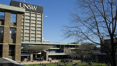 The University of NSW is grappling with surging levels of student misconduct.