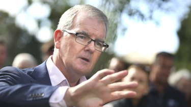 NSW Labor leadership hopeful Michael Daley said a ballot is nothing to fear.