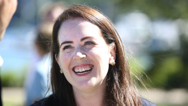 North Shore MP Felicity Wilson says the Liberal Party cannot run a social conservative in the seat of Warringah.
