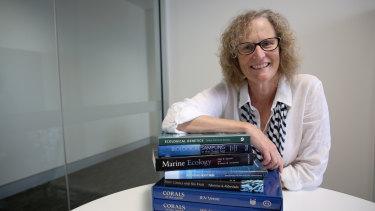 Dr Karen Miller, of the Australian Institute of Marine Science.