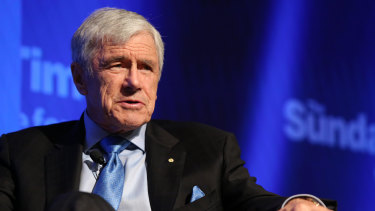 Kerry Stokes is the second WA billionaire this week to enter the debate on Australia's relationship with China.