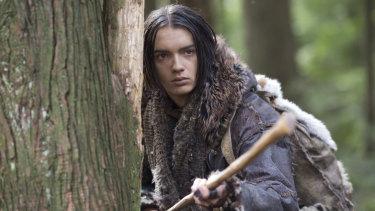 Kodi Smit-McPhee as Keda.